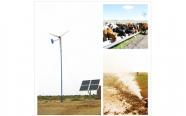 WPHP系列风光互补发电提水系统